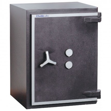Chubbsafes Trident 170 Eurograde 6 High Security Fire Safe - door closed