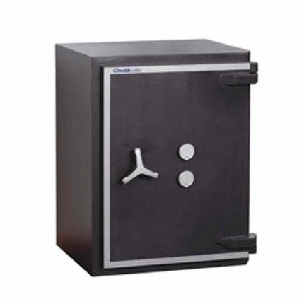 Eurograde 5 Burglary Fire Explosive Safe - Chubbsafes Trident 170-5 Closed
