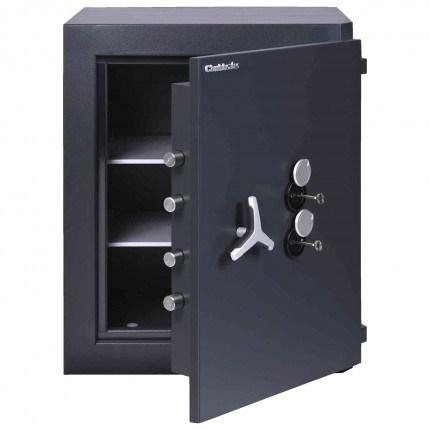 Chubbsafes Trident 210K Eurograde 4 Fire Safe - Dual Key Locking