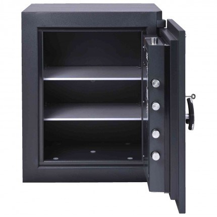 Chubbsafes Trident 210K Eurograde 6 Fire Safe - Internal View