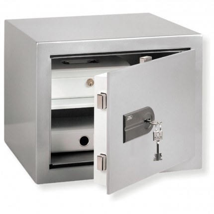 Burg Wachter Karat Size 1 Stainless Steel Key - Prob