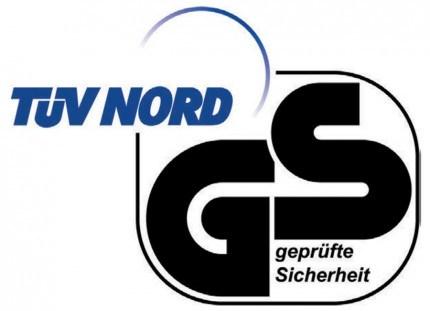 TUV NORD Certificate for Dancop Spezi Mirror