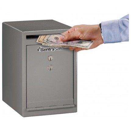 Sentry Drop Slot Deposit Safe UC-039K - In Use