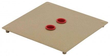 Phoenix Tarvos UF0621K £2000 Floor Security Safe  - Dust lid