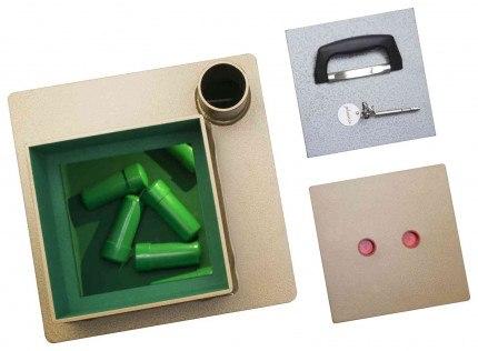 Phoenix Tarvos UF0643KD £4000 Floor Deposit Safe - open