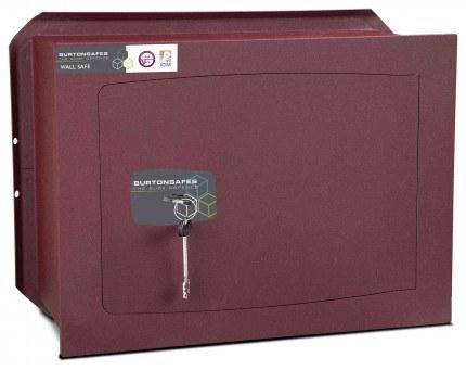 Burton Unica 2K £6,000 Key Lock Wall Security Safe