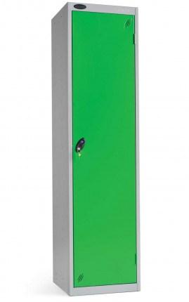 Probe Uniform Locker 1780x460x460mm green door closed