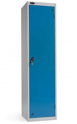 Probe Clean & Dirty Locker 1780x460x460mm blue door closed