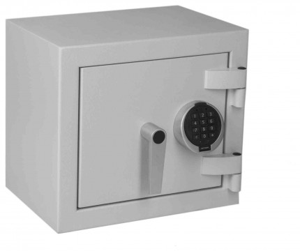 Keysecure Victor Small Eurograde 1 Electronic Safe Size 1 - Door closed