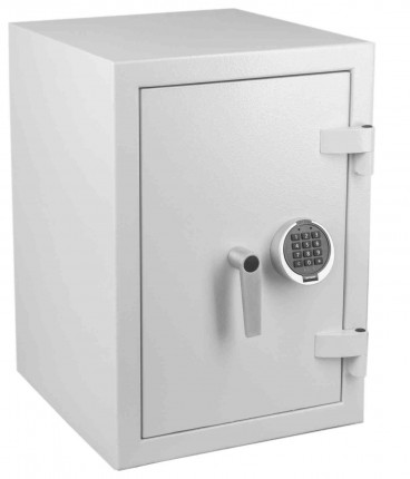 Keysecure Victor Eurograde 1 Electronic Security Safe Size 3 - door closed