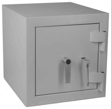 Keysecure Victor Eurograde 2 Key Locking Security Safe Size 2 - door closed