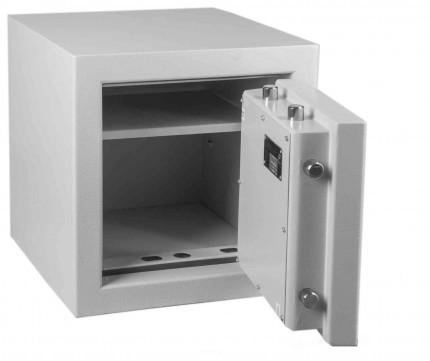 Keysecure Victor Eurograde 2 Key Locking Security Safe Size 2 - door open