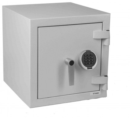 Keysecure Victor Eurograde 2 Electronic Security Safe Size 2 - door closed