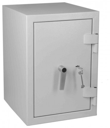 Keysecure Victor Eurograde 2 Key Locking Security Safe Size 3 - door closed