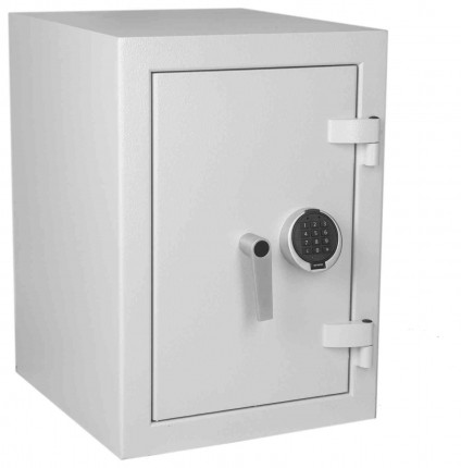 Keysecure Victor Eurograde 2 Electronic Security Safe Size 3 - door closed