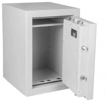 Keysecure Victor Eurograde 2 Key Locking Security Safe Size 3 - door open