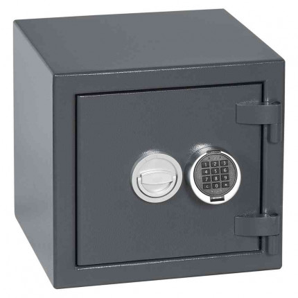 Keysecure Victor Eurograde 1 Electronic Security Safe Size 2 - door closed