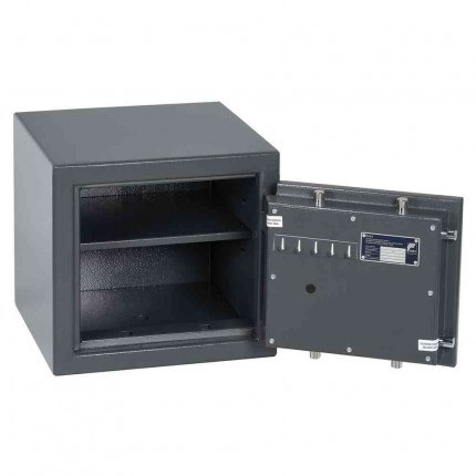 Keysecure Victor Eurograde 1 Electronic Security Safe Size 2 - door open
