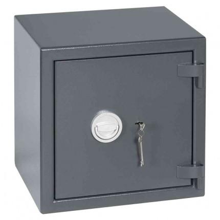 Keysecure Victor Eurograde 1 Key Lock Security Safe Size 3 - closed