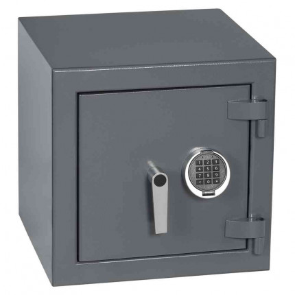 Keysecure Victor Small Eurograde 3 Electronic Safe Size 1 - door closed