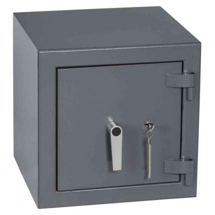 Keysecure Victor Small Eurograde 2 Key Lock Safe Size 1 - Door closed