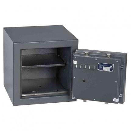 Keysecure Victor Small Eurograde 3 Electronic Safe Size 1 - door open