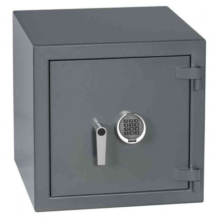 Keysecure Victor Eurograde 3 Electronic Security Safe Size 2 - door closed