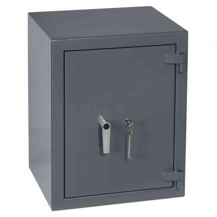 Keysecure Victor Eurograde 3 Key Locking Security Safe Size 3 - door closed