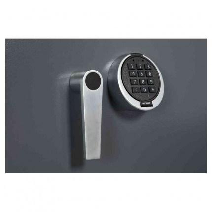 Keysecure Victor Eurograde 3 Electronic Security Safe Size 2 - door detail