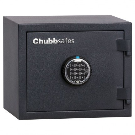 Chubbsafes Homesafe S2 10E Electronic Fire Security Safe - door closed
