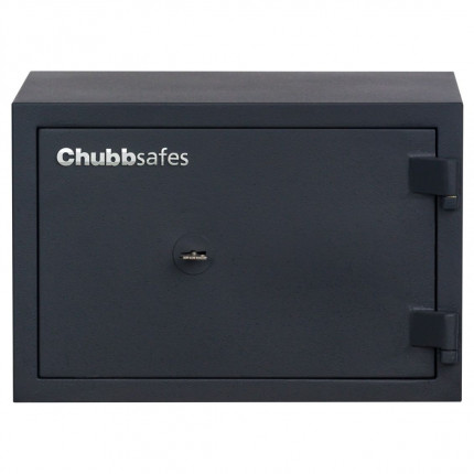 Chubbsafes Homesafe S2 20K Key Locking Fire Security Safe - door closed