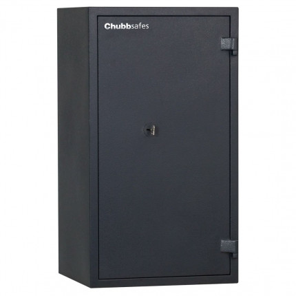Chubbsafes Homesafe S2 70K Key Locking Fire Security Safe - door closed