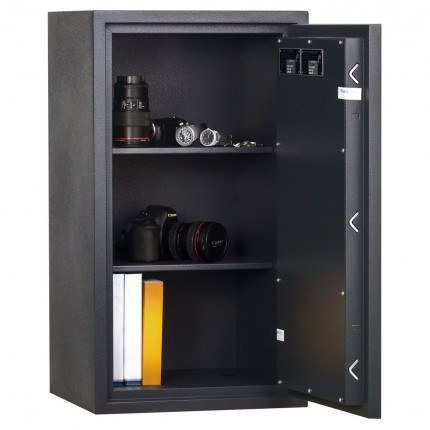Chubbsafes Homesafe S2 70E Electronic Fire Security Safe for Burglary and Fire protection for cash and paper