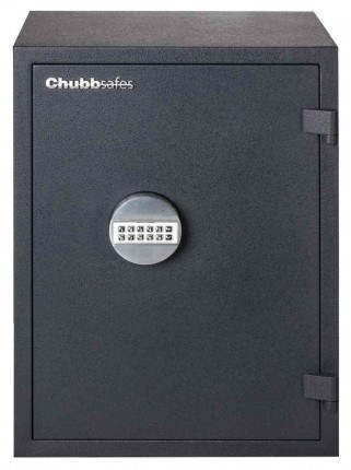 Chubbsafes Homesafe S2 50E Electronic Safe - Door Closed