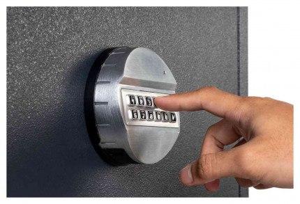 Chubbsafes Homesafe S2 50E Electronic Safe - Lock Opening