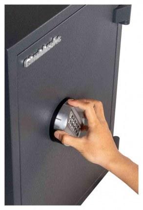 Chubbsafes Homesafe S2 50E Electronic Safe - Lock Turn