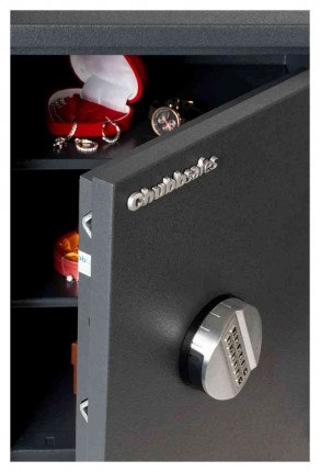 Chubbsafes Homesafe S2 50E Electronic Safe - Door Open