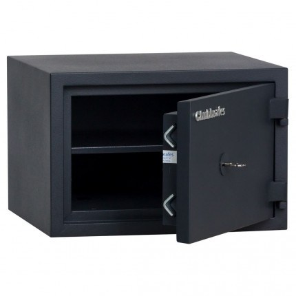 Chubbsafes Homesafe S2 20K Key Locking Fire Security Safe - door ajar