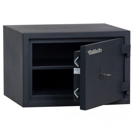 Chubbsafes Homesafe S2 20K Key Locking Fire Security Safe - door ajar