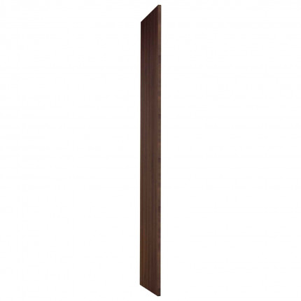 Probe Walnut TimberBox MDF Woodgrain Locker Side Panel