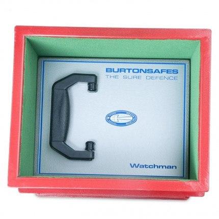 Floor Security ABP Safe £12K - Burton Watchman 9 - Door locked