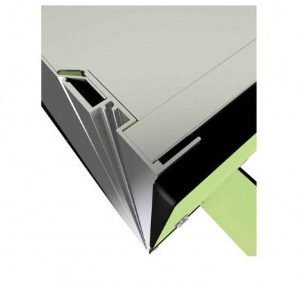 Probe ZenBox showing flush frame for zero gaps