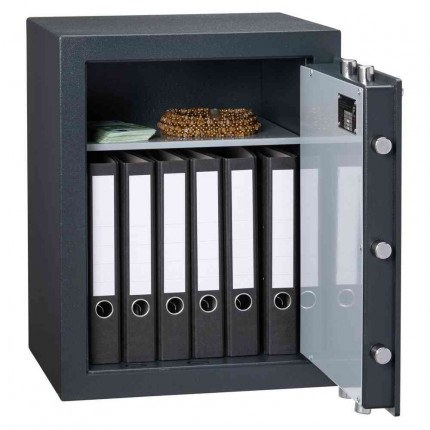Chubbsafes Zeta 50K Eurograde 0 Keylock Security Safe open with contents