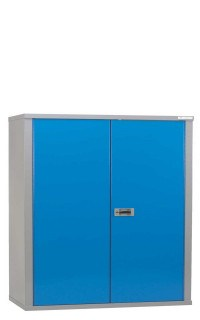 Bedford 80224 Heavy Duty Welded Cabinet 1200x1200x600 - closed