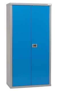 Bedford 80896 Heavy Duty Welded Cabinet 1800x900x600 - closed