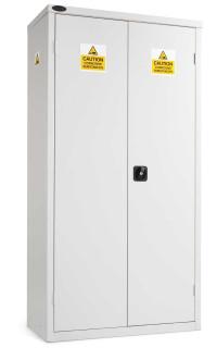 Probe Acid Corrosive High Double Door Steel Cabinet