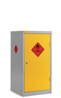 Probe Flammable Hazardous Small Steel Cabinet with Dished Top
