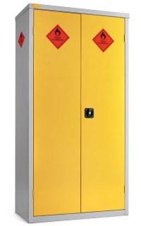 Probe HAZ-A 2 Door High Flammable Hazardous Cabinet