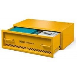 Van Vault Stacker XL Tested Security Drawer Locking Van Box - open