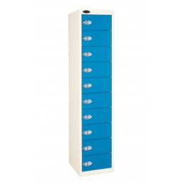 Staff Personal Storage Steel Locker - Probe 10 Door
